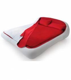 avec le letto zip ne faites plus votre lit etrange et insolite. Black Bedroom Furniture Sets. Home Design Ideas