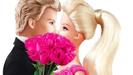 Barbie et ken passent l ponge et oublient leur divorce etrange et insolite - Image barbie et ken ...