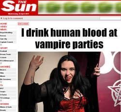 vrais vampires datant