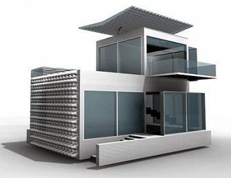 A quoi ressemblera la maison du futur etrange et insolite - Maison du futur bruxelles ...