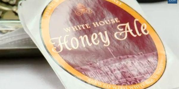 Obama r v le la recette de la bi re de la maison blanche - La maison de la biere ...