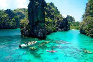 Palawan island ,Philippines