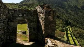Découverte d'un temple vieux de 5.000 ans au Pérou