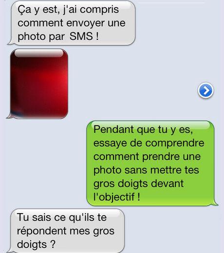 les meilleures conversations sms avec nos mamans  galerie