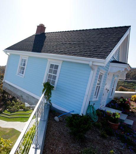 Ces maisons font partie des plus originales du monde - Maison originale krk turato architectes ...