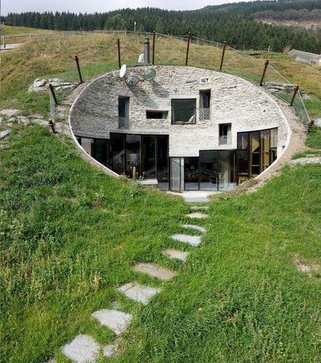 Ces maisons font partie des plus originales au monde 2 - La maison la plus originale du monde ...