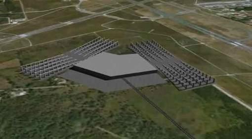 """L'ONERA planche sur la construction de 2000 """"PPort"""" en Europe."""