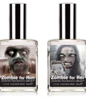 Ce parfumeur vous propose de sentir le mort-vivant!