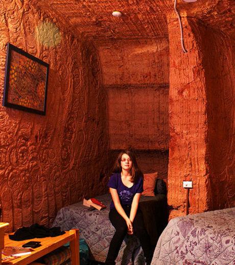 Découvrez Coober Pedy, la première ville souterraine du monde V7
