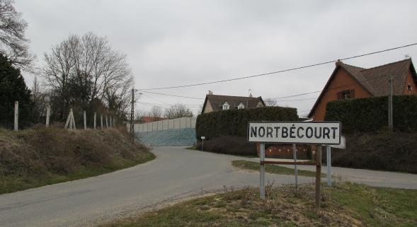Phénomènes paranormaux dans le village de Mentque-Nortbécourt