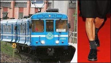 La compagnie de train a accepté de revoir à l'automne prochain sa réglementation sur la tenue de ses employés. (photo: DR)