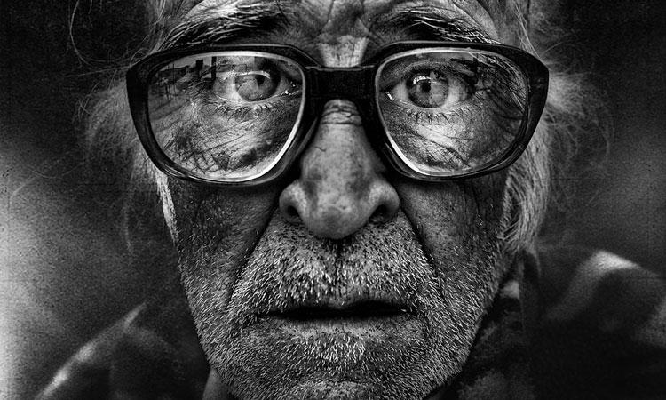 Les sans-abris ont un visage : prenez le temps de les regarder droit dans les yeux (galerie) (1/6)