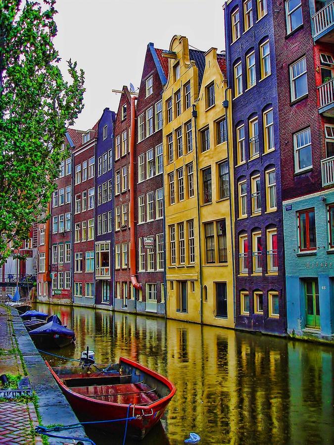 Exceptionnel Pays-Bas | Etrange et Insolite QO13