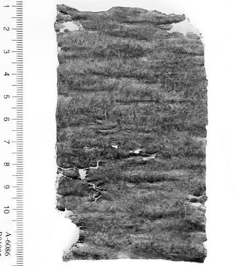 Des archéologues ont retrouvé une tablette, créée par un magicien professionnel. Le texte, écrit en grec, porte la malédiction d'une femme sur un homme, probablement pour un conflit judiciaire.