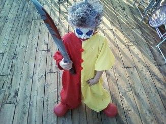 Un enfant complètement terrifiant… Qu'on n'aimerait surtout pas croiser dans la rue !