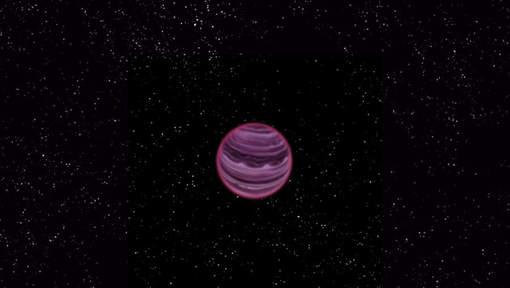 Découverte d'une étrange planète flottant seule dans l'espace crédit ; afp archive