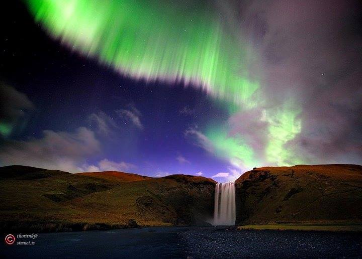 Tempete Islande