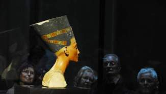 """Le secret de Néfertiti, dont le nom signifie """"la Belle est venue"""", sera-t-il bientôt percé après 3300 ans d'attente? © afp."""