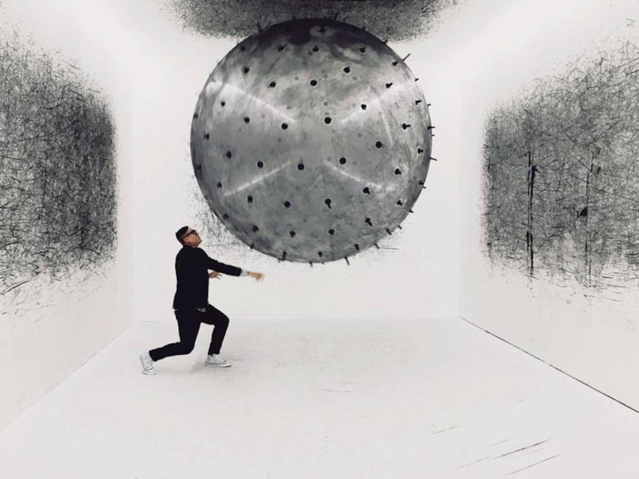 La machine dessin interactif galerie et vid o etrange et insolite - Dessin interactif ...