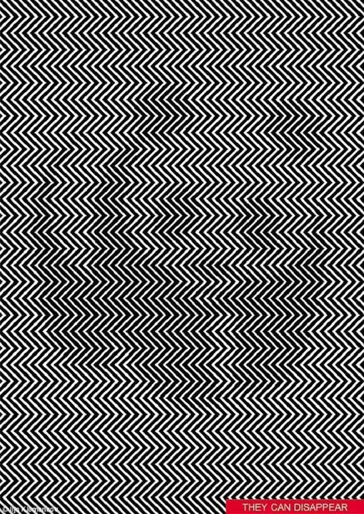 Illusion D Optique Etrange Et Insolite