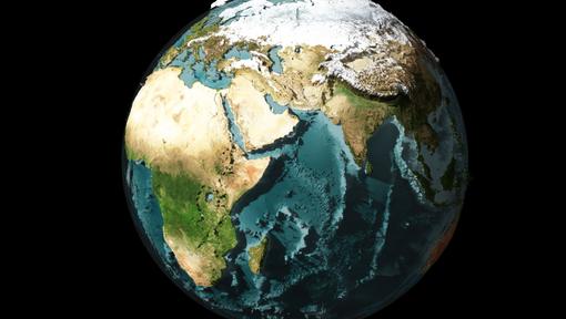 Quoi ressemblerait la terre sans eau etrange et insolite for Les decoratives brut de terre
