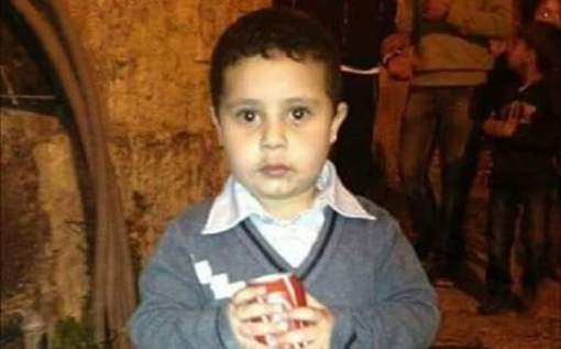 Le petit Ahmed © Twitter.