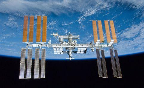 La bactérie Bacillus safensis préfère voyager dans la Station spatiale internationale (ISS) que rester sur la terre ferme. © Nasa
