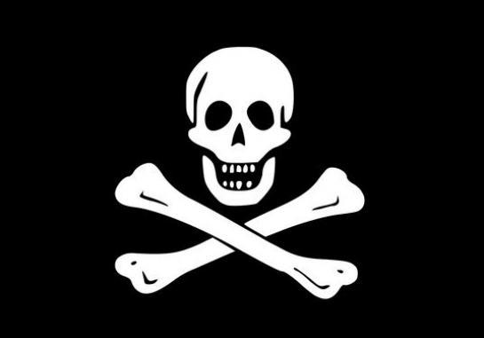 Le navire nommé L'aviso Commandant l'Herminier a le droit de voguer sous les couleurs pirates, en hommage à Jean L'Herminier, qui avait reçu ce pavillon des mains des Anglais.