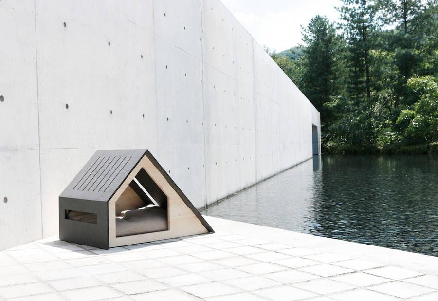 Niches chien design galerie et vid o etrange et insolite - Niche pour chien design ...
