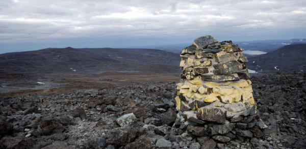 Le modeste sommet, à 1331m, ferait le bonheur dHelsinki. (photo: Keystone/AP/Mikko Stig)