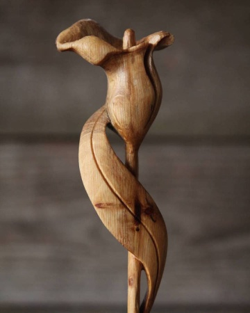Cuillères en bois sculptés en forme d'animaux (galerie et vidéo) 69