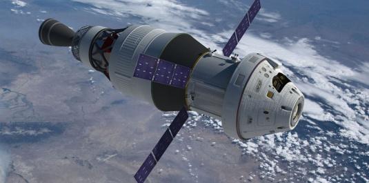 Orion, le vaisseau qui emmènera des humains sur Mars