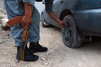 AFGHANISTAN-UNREST-CRIME