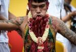 THAILAND-RELIGION-FESTIVAL