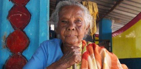 Kunwar Bai Yadav, 105 ans