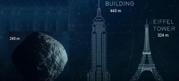 La NASA a imaginé ce qui se passerait si un astéroïde de cette taille frappait Los Angeles.