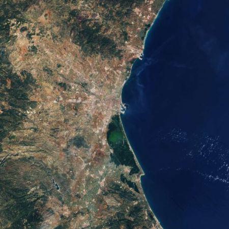 L'image du jour : La Terre depuis l'espace, Valencia en Espagne (vidéo) By Jack35 Capture24