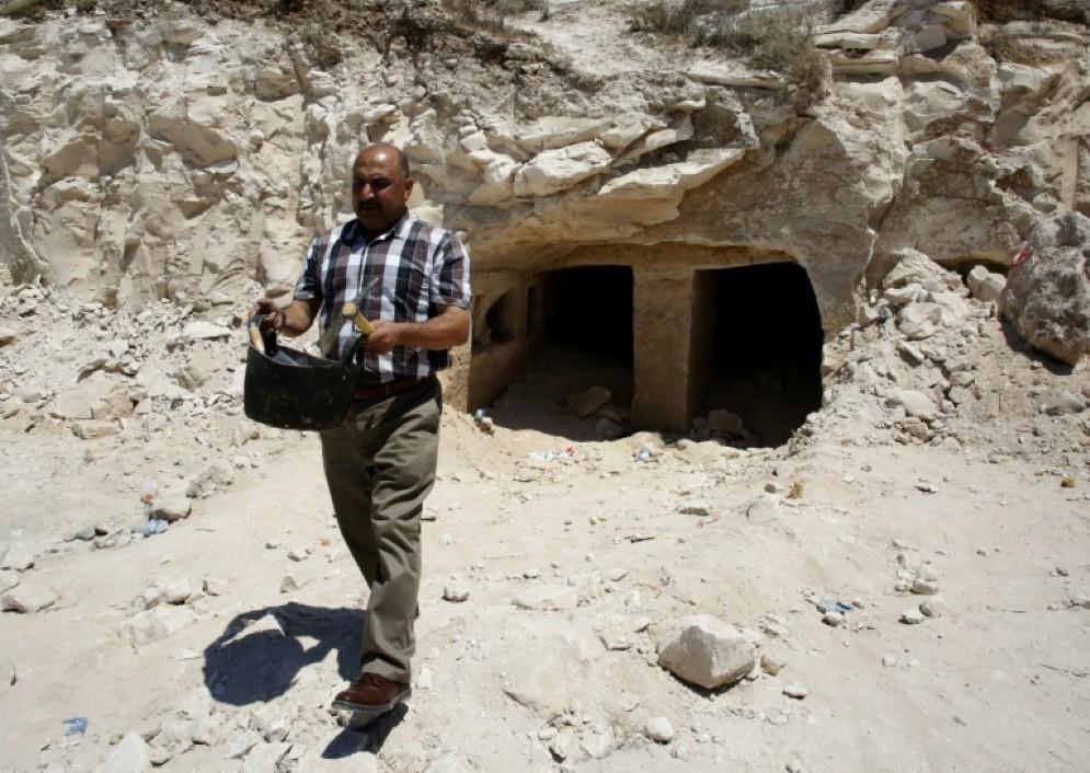 Des tombes romaines découvertes en Palestine ! By Jack35 213