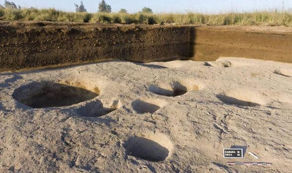 Un village antérieur à la période pharaonique découvert en Égypte (vidéo) By Jack35 13