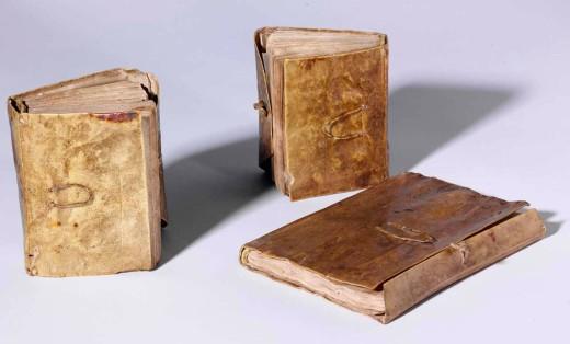 Des revues récemment numérisées permettent aux visiteurs d'accéder aux schémas d'ingénierie détaillés de Leonardo da Vinci (galerie et vidéo) By Jack35 111