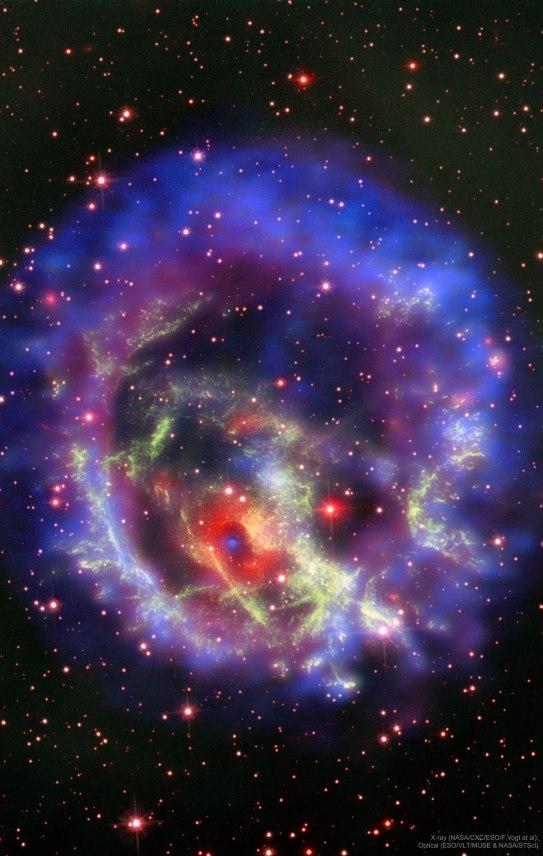 L'image du jour : L'étoile à neutron solitaire E0102 (vidéo) By Jack35 16