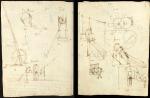 Des revues récemment numérisées permettent aux visiteurs d'accéder aux schémas d'ingénierie détaillés de Leonardo da Vinci (galerie et vidéo) By Jack35 2