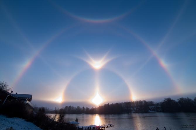 L'image du jour : Bienvenue au solstice de décembre ! (+ Vidéo sur Bidfoly.com) By  Jack35 1-27