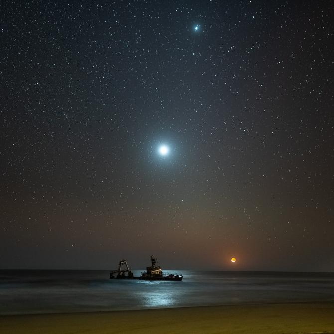 L'image du jour : Namibie entre océan déserts et montagnes ! (Vidéo) By Jack35 & alvidia.com 1