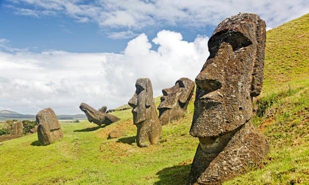 Statues de l'île de Pâques : mystère derrière leur emplacement révélé (vidéo) By Jack36 1-24