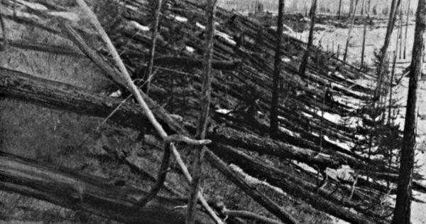Catastrophes étranges : Tunguska Event de 1908 (vidéo) By Jack35 1-34