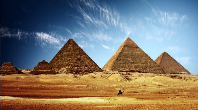 Pyramides de Gizeh : le secret de leur alignement enfin découvert ? (vidéo) By Jack35 3-32
