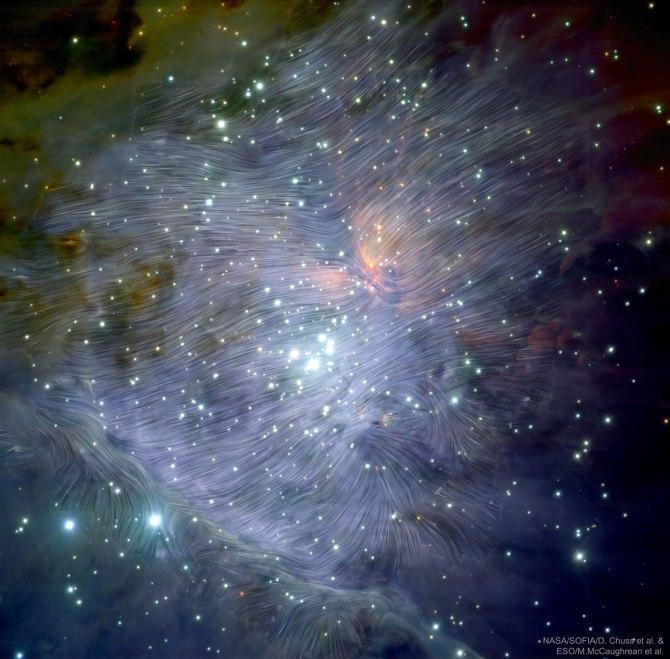 L'image du jour : Le magnétisme d'Orion (vidéo) By Jack35 3-2