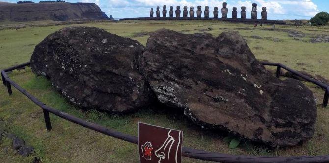L'île de Pâques cherche de l'aide pour sauver des statues de la « lèpre » (vidéo) By Jack35 Capture-6