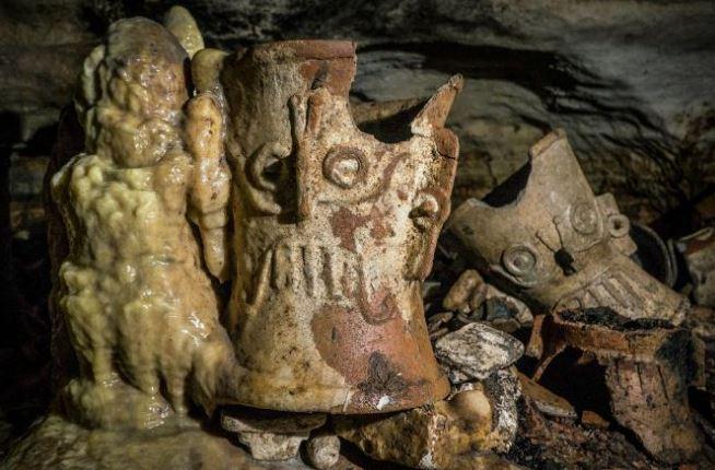 Un «trésor scientifique» maya découvert (diaporama & Vidéo sur Bidfoly.com)) By Jack35 Capture2-1